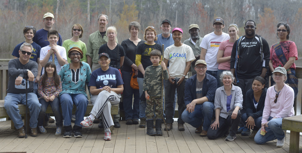 WTWG 1 group at Const Lakes photo by Jeannie Hartman